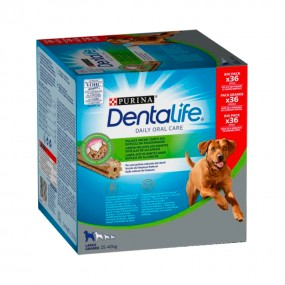Dentalife Purina Perros Grandes Multipack 36 Sticks