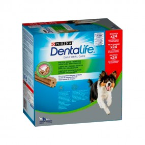Dentalife Purina Perros Medianos Multipack 24 Sticks