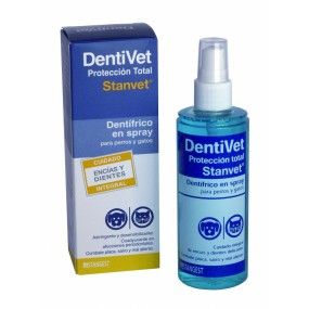 Stanvet Dentivet Dentífrico Spray 125 ml