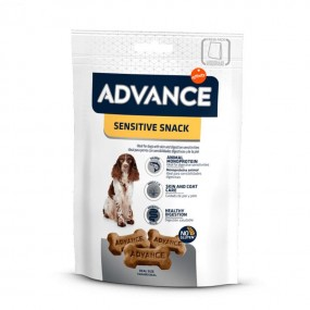 ADVANCE SENSITIVE SNACK 150GR 1 UNIDAD