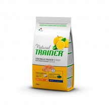 Natural Trainer Mini Adult Pollo Y Arroz