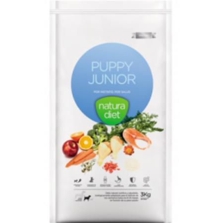 Natura diet puppy y junior