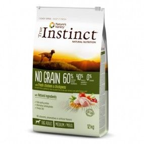 true instinct no grain chicken