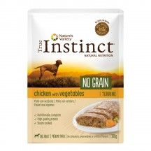 true instinct no grain chicken 300gr. paté