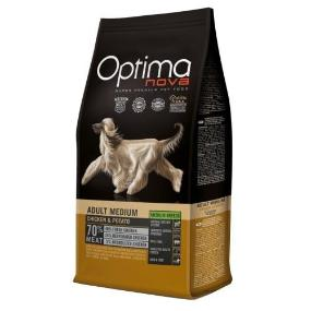 optima nova adult medium chicken & potato
