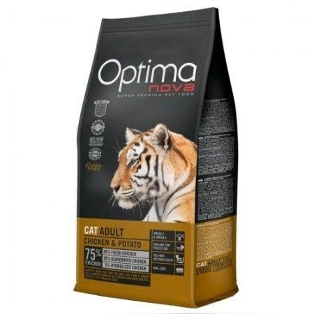 optima nova  cat chicken & potato
