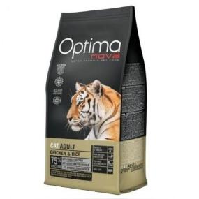 optima nova cat chicken & rice