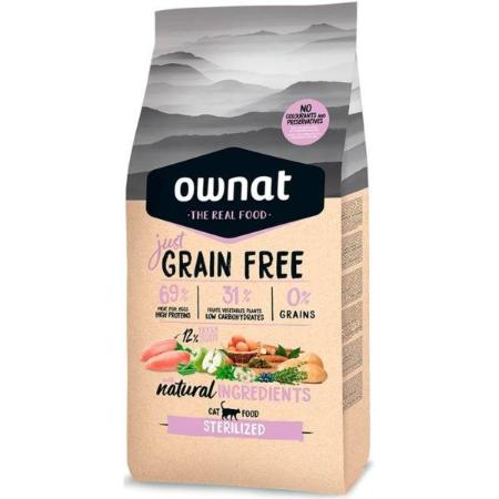 ownat just grain free sterilized