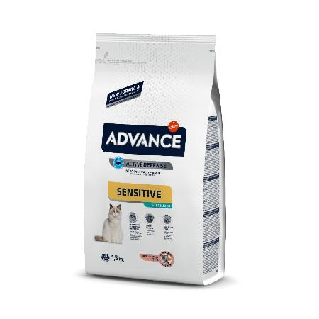 Advance Esterilizado Salmon