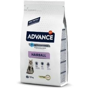 Advance esterilizado Hairball