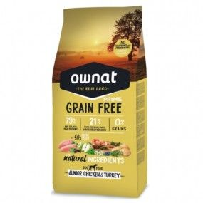 ownat prime grain free junior