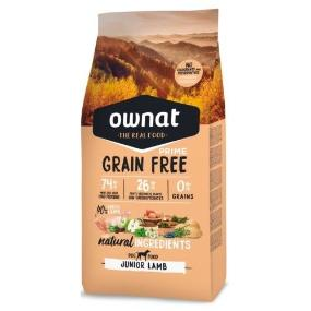 ownat prime grain free junior lamb