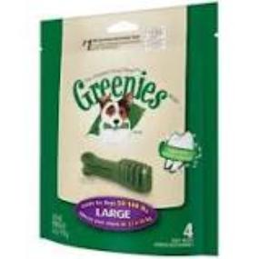 greenies large 6 uds.