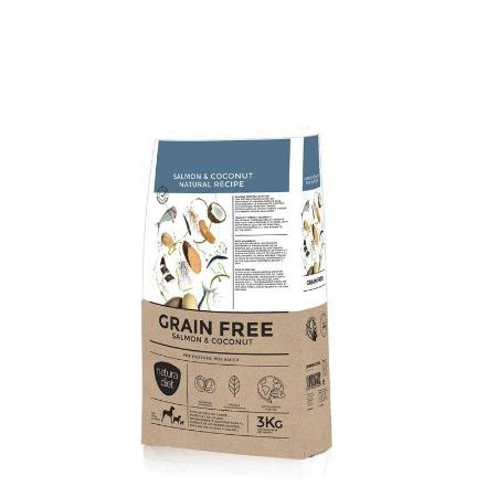 Natura Diet Grain Free Salmon & Coconut
