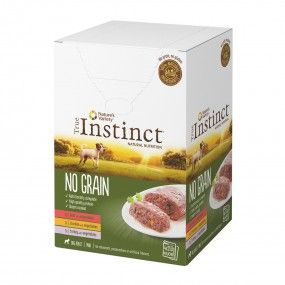 True Instinct humeda Multipack Mini  (Buey, Pollo y Pavo)