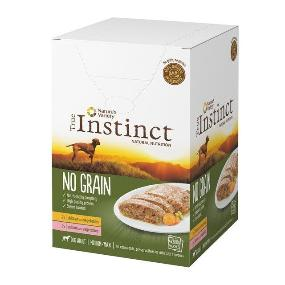 True Instinct humedo Multipack Medium/Maxi (Pollo y Salmon)