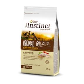 true instinc gato kitten pollo 1,25kg
