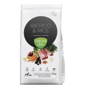 natura diet iberico & rice
