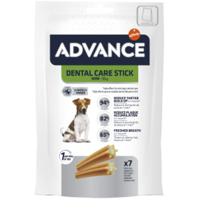 Advance Snacks Dental Care Stick Mini 90 gr