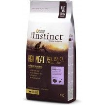 True Instinct  Cat High Meat Adult Pavo