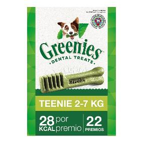 greenies teenie 22 uds.