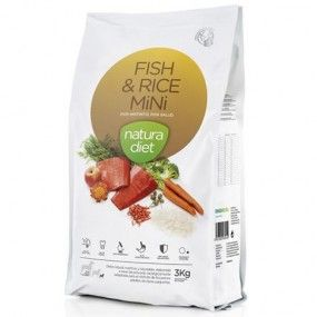 Natura Diet Fish & Rice Mini